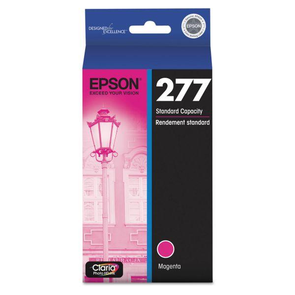 Epson T277320 (277) Claria Ink, Magenta
