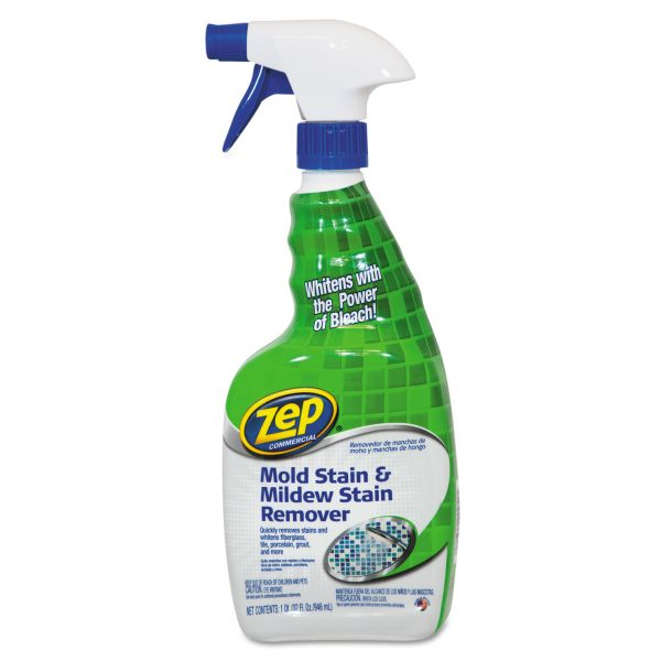 Zep Commercial Mold Stain & Mildew Stain Remover