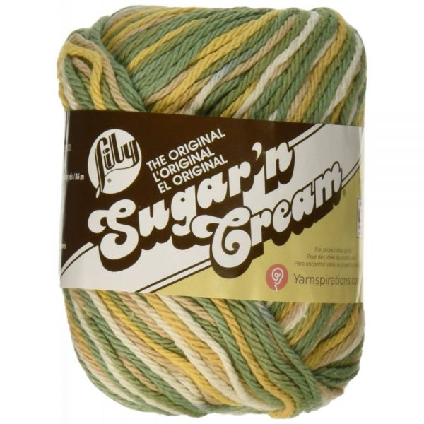 Lily Sugar'n Cream Yarn - Country Sage