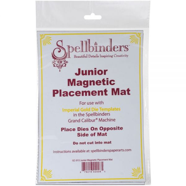 Spellbinders Grand Calibur Junior Magnetic Placement Mats