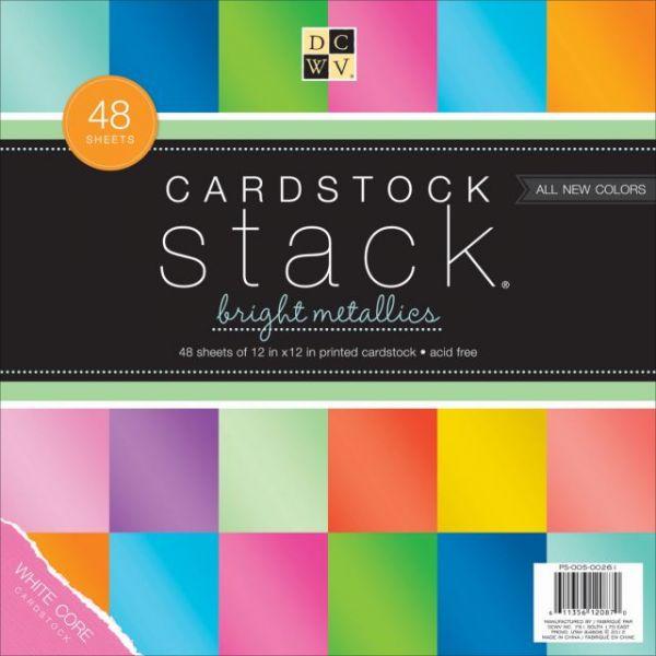 Cardstock Stack