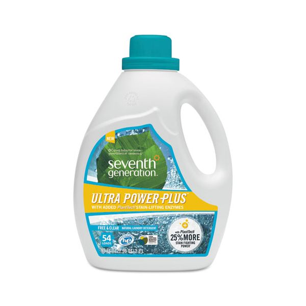 Seventh Generation Ultra Power Plus Liquid Laundry Detergent