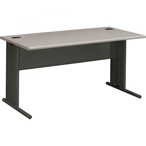 "HON The StationMaster Desk | 60""W x 29-1/2""D"