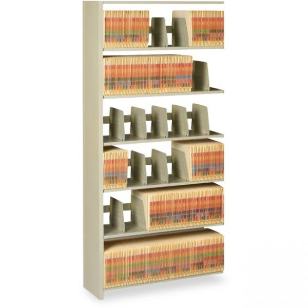 Tennsco Imperial Shelving Add-on Unit