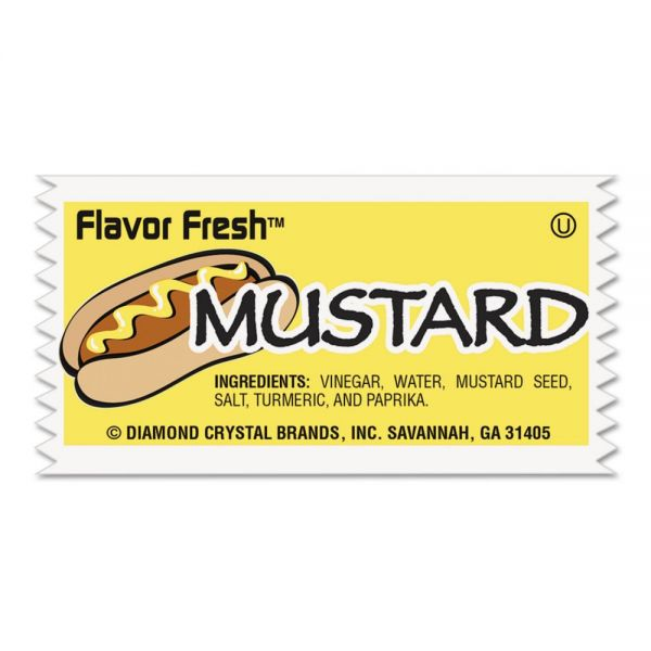 Flavor Fresh Mustard Packets