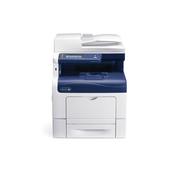 Xerox WorkCentre 6600 6605DN Laser Multifunction Printer - Color - Plain Paper Print - Desktop