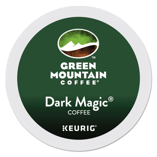 Green Mountain Coffee Dark Magic Extra Bold Coffee K-Cups