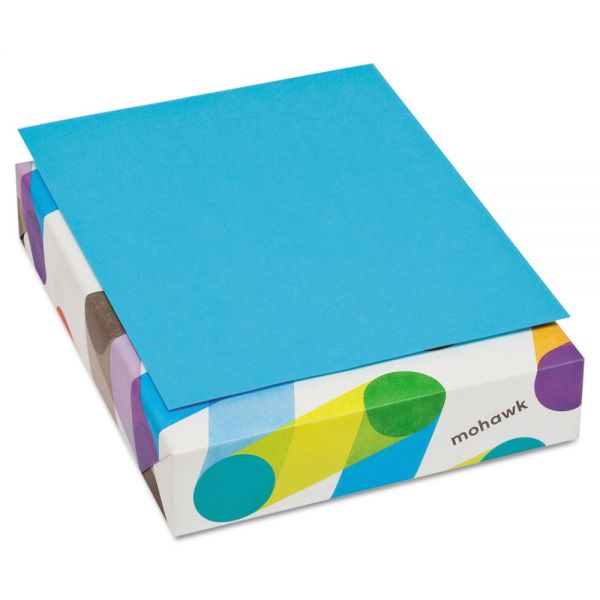 Mohawk BriteHue Colored Paper - Blue