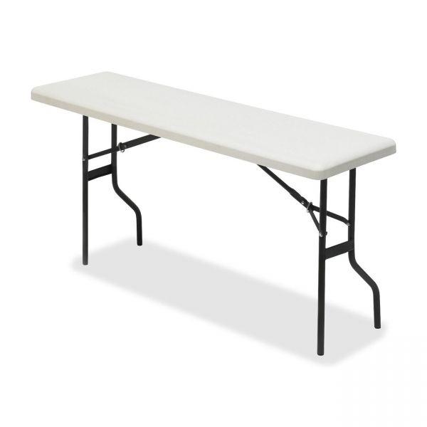 Iceberg IndestrucTable Too 1200 Series Rectangular Folding Table