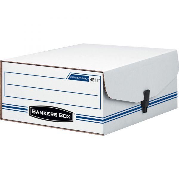 Bankers Box Liberty Binder-Pak Storage Box