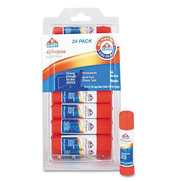 Elmer's All-Purpose Washable Glue Sticks