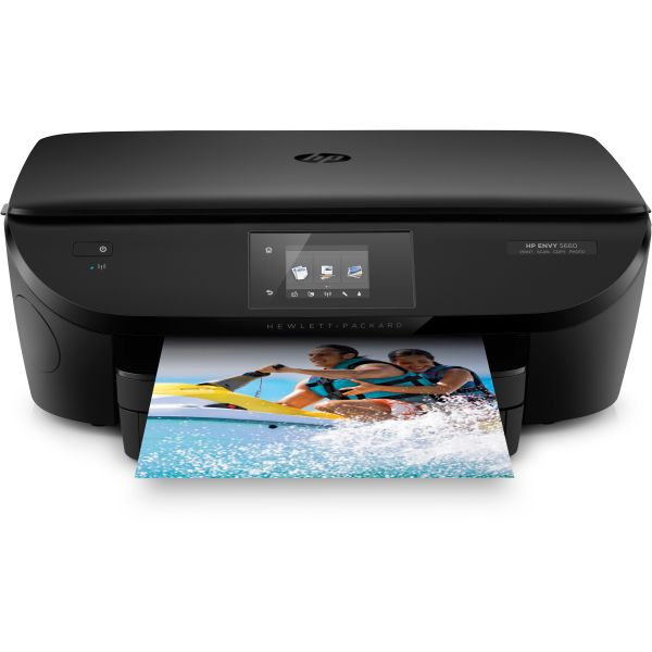 HP ENVY 5660 Wireless e-All-in-One Printer, Copy/Print/Scan