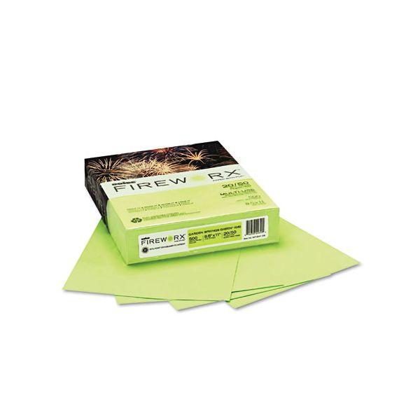 Boise Fireworx Premium Colored Paper - Garden Springs Green
