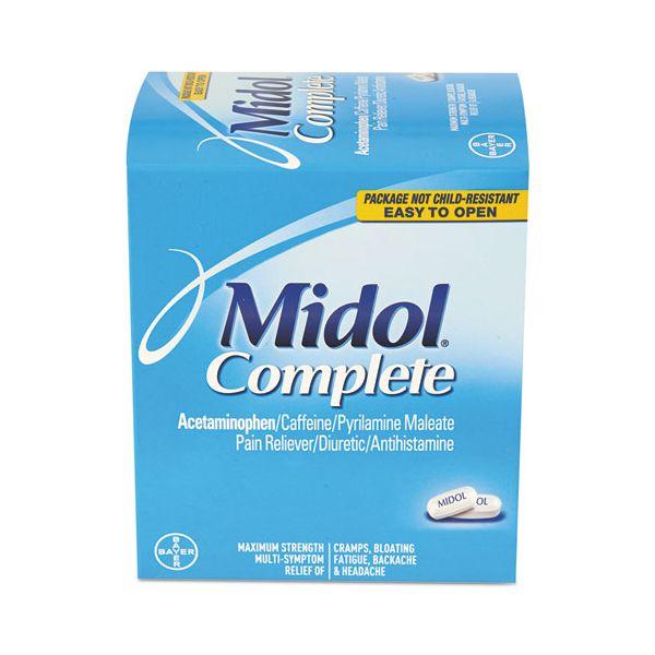 Midol Menstrual Complete Caplets