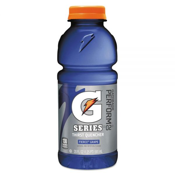 Gatorade Wide Mouth Purple Sports Drink