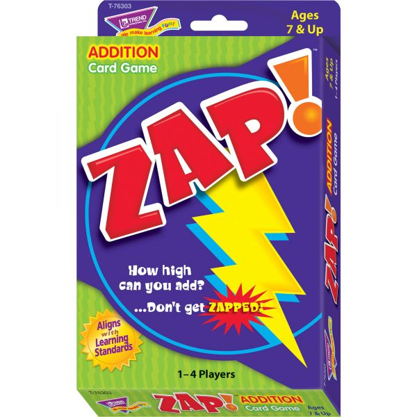 Zap! Learning Game