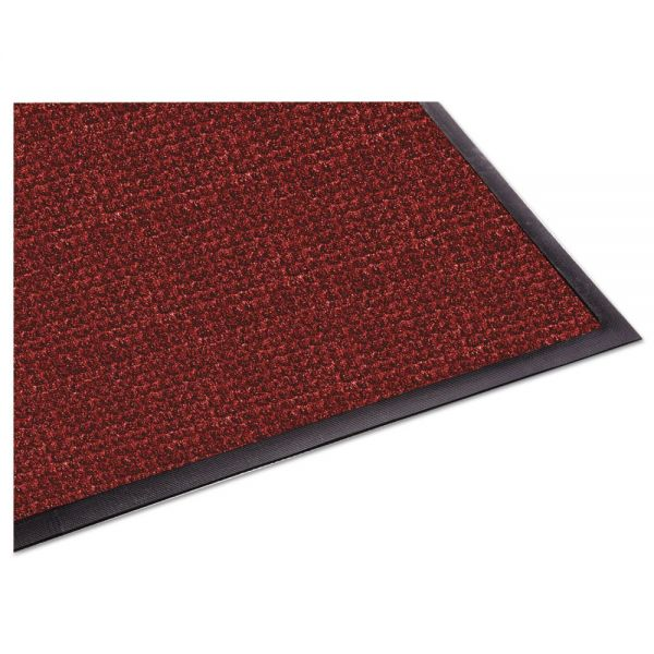 Guardian WaterGuard Indoor/Outdoor Scraper Mat, 48 x 72, Red