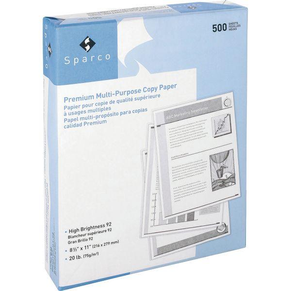 Sparco Multi-Purpose White Copy Paper