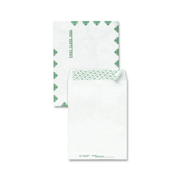 "Sparco 9"" x 12"" First Class Tyvek Envelopes"