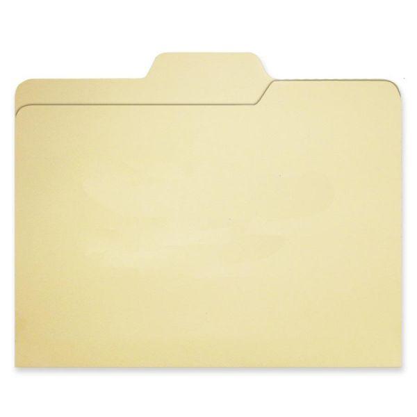 IdeaStream Manila File Folders
