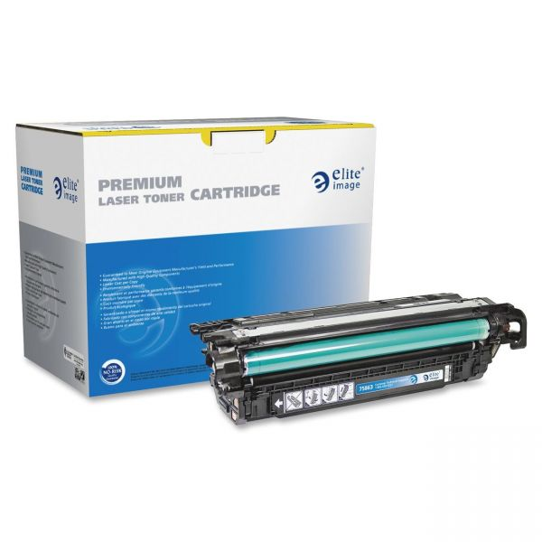 Elite Image Remanufactured HP 646X High-Yield Toner Cartridge