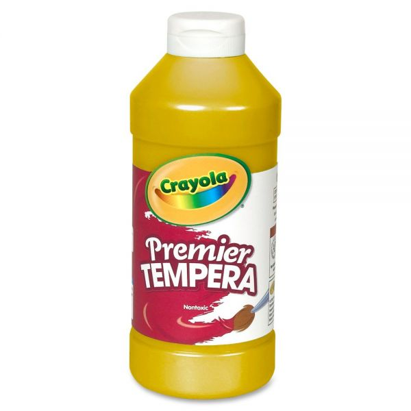 Crayola 16 oz. Premier Tempera Paint
