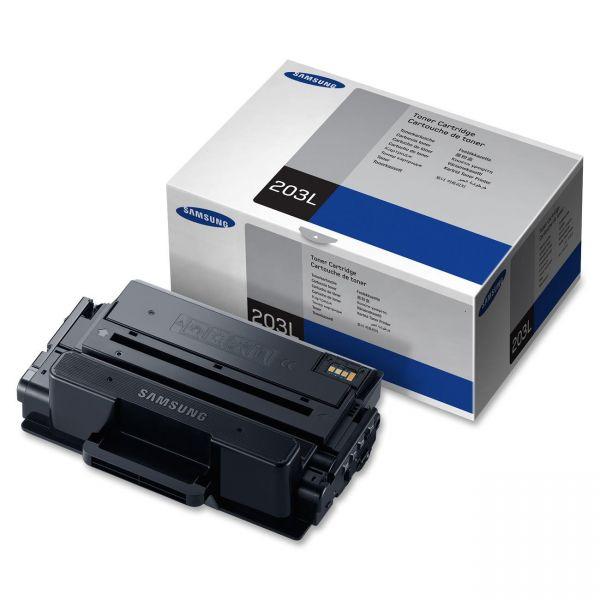 Samsung 203L Black High Yield Toner Cartridge (MLTD203L)