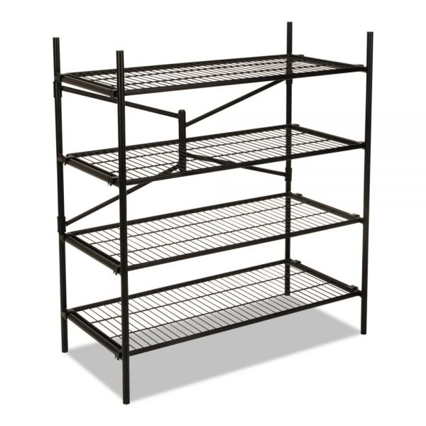 Cosco Instant Storage Wire Shelving Unit