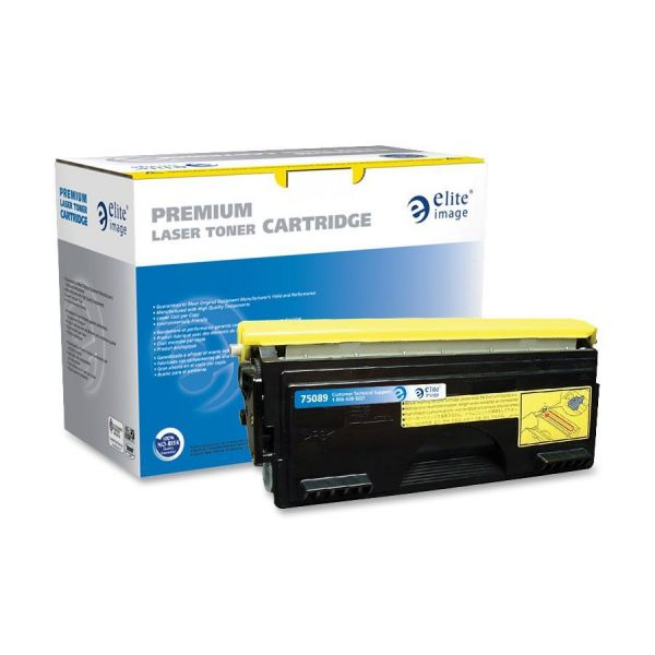Elite Image Remanufactured Toner Cartridge - Alternative for Brother (TN560)