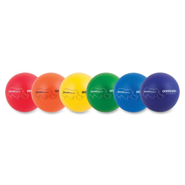 Champion Sports Rhino Skin Dodge Ball Set