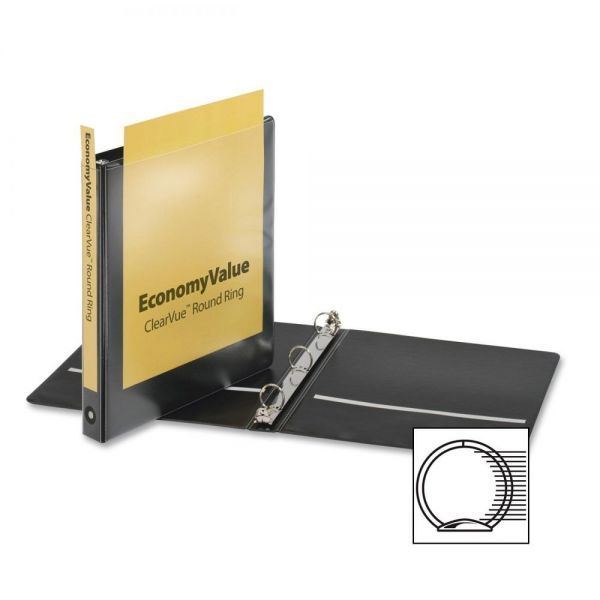 """Cardinal EconomyValue 1"""" 3-Ring View Binder"""