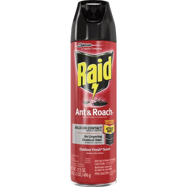 Raid Ant and Roach Killer