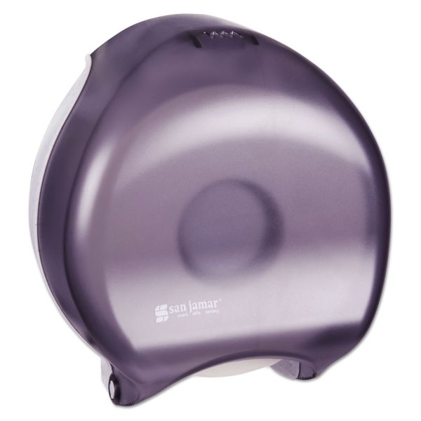 San Jamar Jumbo Toilet Tissue Dispenser