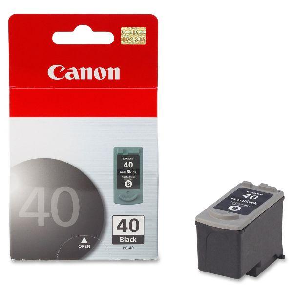 Canon PG-40 Black Ink Cartridge (0615B002)