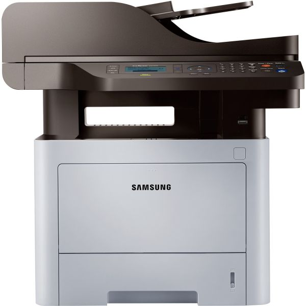 Samsung ProXpress M3870FW Laser Multifunction Printer - Monochrome - Plain Paper Print - Desktop
