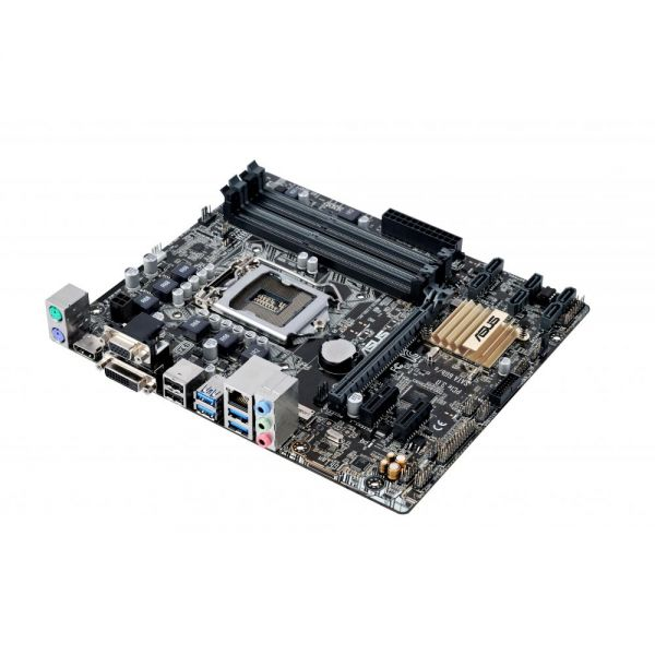 Asus B150M-A D3 Desktop Motherboard - Intel B150 Chipset - Socket H4 LGA-1151