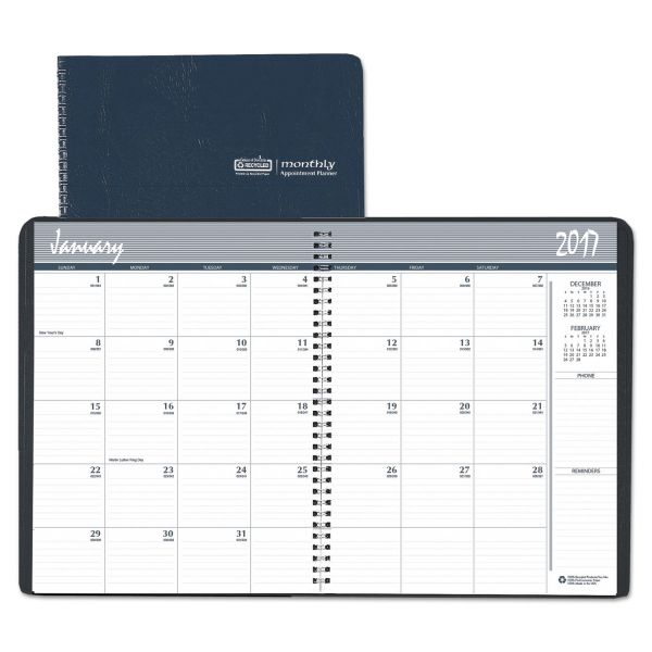 House of Doolittle Ruled Monthly Planner