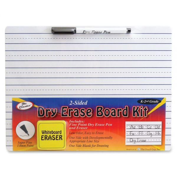 The Pencil Grip Dry Erase Board Kit Class Pack