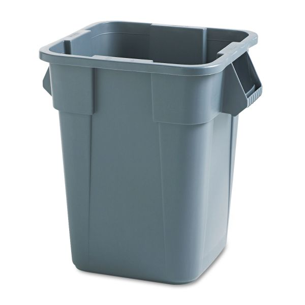 Rubbermaid Brute Square 40 Gallon Trash/Storage Container