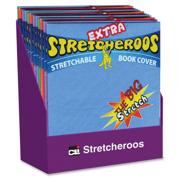 CLI Extra Stretcheroos Bk Cover Display