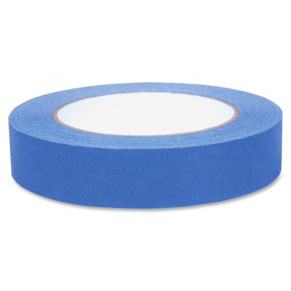 "Duck Color Masking Tape, .94"" x 60 yds, Blue"