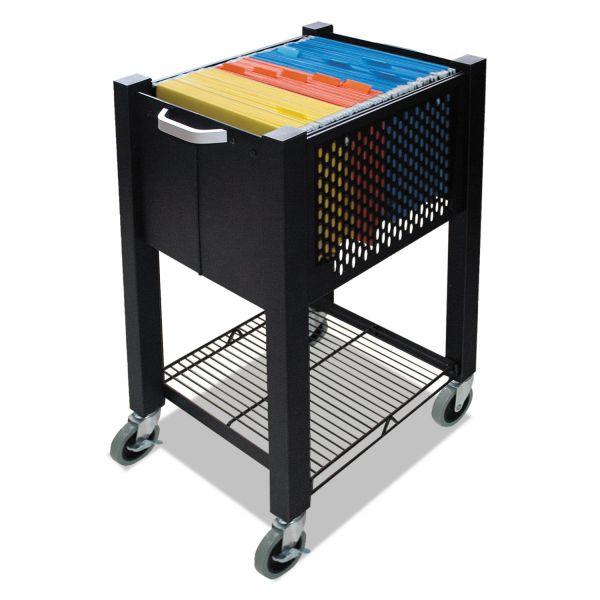 Vertiflex InstaCart Sidekick Mobile File Cart