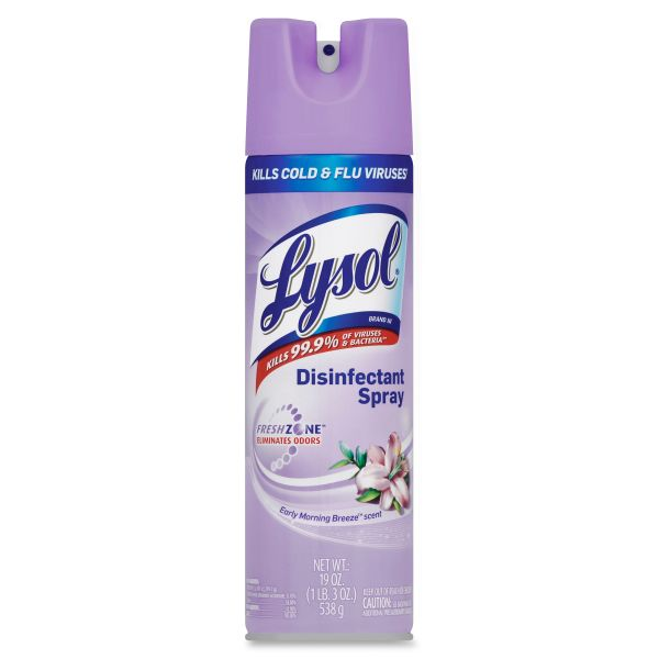 Lysol Breeze Disinfectant Spray