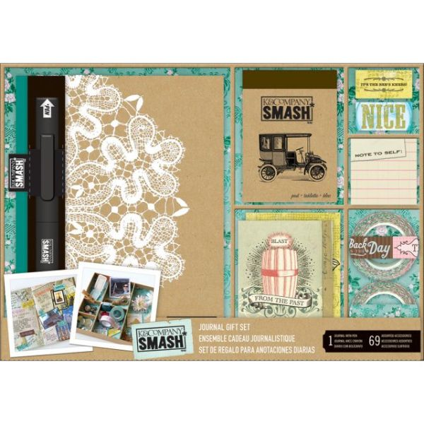 SMASH Folio Gift Set 69pcs