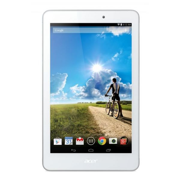 "Acer ICONIA A1-840FHD-10G2 16 GB Tablet - 8"" - In-plane Switching (IPS) Technology - Wireless LAN - Intel Atom Z3745 Quad-core (4 Core) 1.33 GHz"
