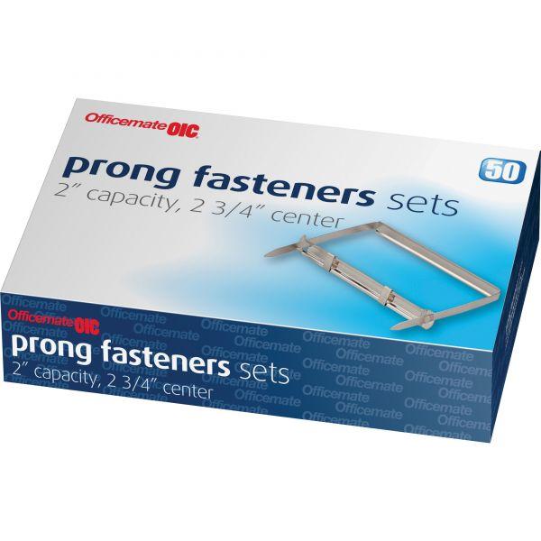OIC Standard Prong Fastener Set