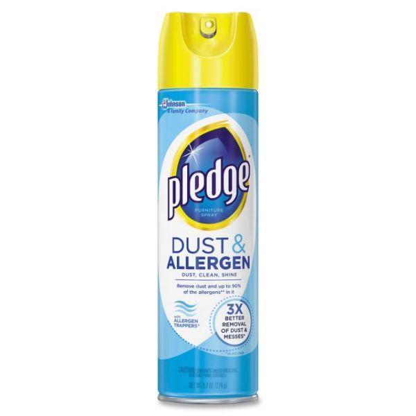 Pledge Dust/Allergen Furniture Cleaner