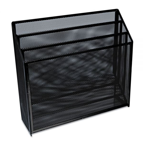Universal One Mesh Three-Tier File Organizer