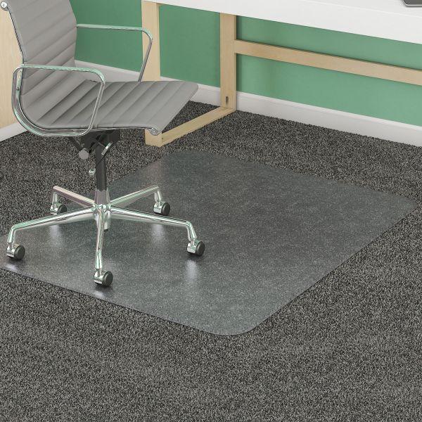 Deflecto SuperMat Medium Pile Chair Mat