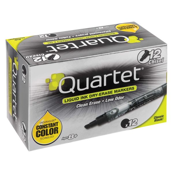 Quartet EnduraGlide Low Odor Dry Erase Markers